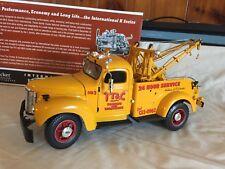 Toy Trucker Highway 61 DCP 1:16 International KB-5 Wrecker Tow Truck, Yellow
