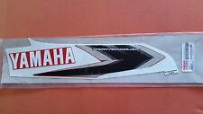 Pegatina Emblema Yamaha YQ 50 Aerox Recambio Original 3C6-F8445-50