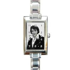 Elvis 1970 Rectangular Italian Charm Watch RT65