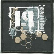 LINKIN PARK honeycomb 2003 - EMBROIDERED - SEW/IRON ON PATCH official IMPORT