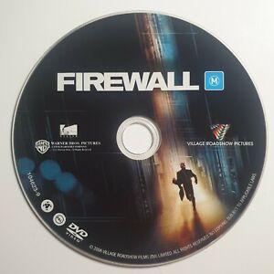 Firewall | DVD Movie | Harrison Ford, Carly Schroeder | 2006| *Unoriginal Case*