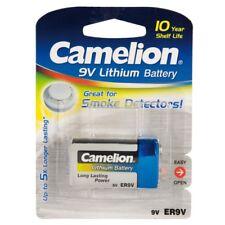 1x Batterie 9V Block MN1604 ER9V Camelion Lithium P7 Blisterpack