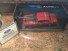 1:18 Ford XW Falcon GTHO Phase ll (Candy Apple Red) Auto Art 72871