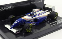 Minichamps 1/43 Scale 417 940802 - F1 Williams Renault FW16 D.Coulthard