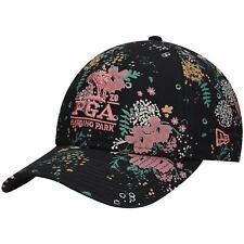 2020 PGA Championship New Era Women's Floral 9TWENTY Adjustable Hat - Blue