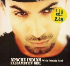 Apache Indian(CD Single)Raggamuffin Girl-Island-1995-New