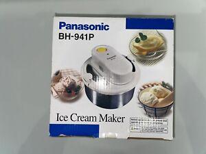 Panasonic BH-941P Ice Cream Maker