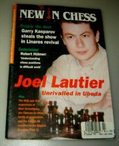 New in Chess Magazine, 1997, No. 2 - Joel Lautier