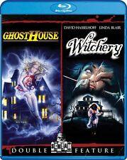 Ghosthouse / Witchery (2015, Blu-ray NEUF)
