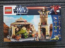 Lego Star Wars Jabba's palace 9516 Jabba's palacio nuevo New