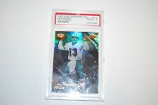 1999 Collectors Edge Masters Dan Marino Galvanized card #103 Psa 8 NM-MT