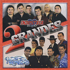 2 Grandes Industria del Amor y Los Yonic's (CD ALL CD'S ARE BRAND NEW