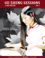 Guzheng Sessions Vol.1 English/Chinese Textbook+Cd For Beginners' Self Learning