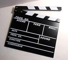 CIAK DIMENSIONE REALE HOLLYWOOD MOVIE VIDEO