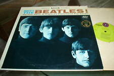 BEATLES MEET THE BEATLES 1969 GREEN CAPITOL LP CLEAN LP