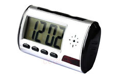 Hidden Spy Clock DVR  Security Digital Camera Camcorder Motion Detector DV 812