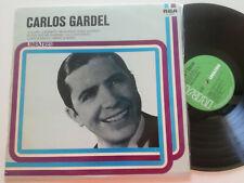 CARLOS GARDEL St SPAIN LP VINYL 1977