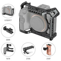 SmallRig Cage/L-Bracket/Side Handle /Top Handle/for Sony A7R IV A7R4