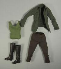 Mattel Barbie Jurassic World Claire Doll Clothes Tank Top Pants Jacket Shirt