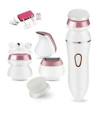 Morpilot Electric Shaver for Women, 5 in1 Rechargeable Face Massager , shaver .