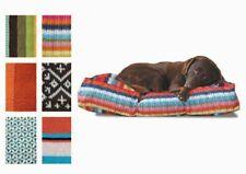 Hutchy Designer Pet Beds in 6 prints - MEDIUM 60x32x13 - durable dog & cat bed