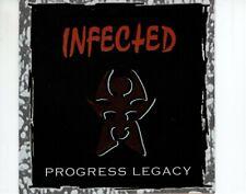CD INFECTEDprogress legacyEX+DEATH METAL   (A4445)