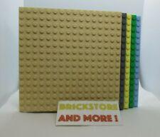 Lego - Plate Plaque 16x16 91405 - Choose Color & Quantity
