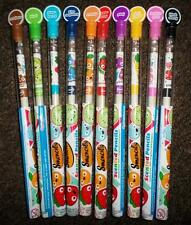 Smencils, 10 Gourmet Scented Pencils  ****Free Shipping*** New