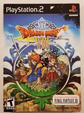 Dragon Quest VIII 8 Playstation 2 PS2  *Brand New/Sealed*