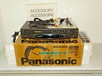 Panasonic NV-SD300AM PAL NTSC MESECAM Multinorm Recorder OVP w.NEU 2J. Garantie