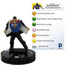 DC Heroclix-Superman & Mujer Maravilla - #001 De Superman