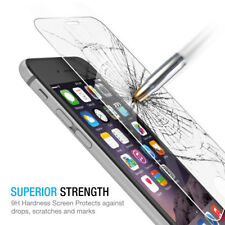 """100% GENUINE TEMPERED GLASS FILM SCREEN PROTECTOR FOR APPLE IPHONE 6 4.7"""" - NEW"""