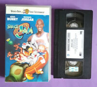 VHS Film Ita Animazione SPACE JAM michael jordan bugs bunny no dvd cd lp mc(V23)