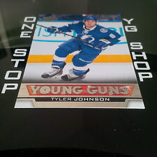 2013 14 UD YOUNG GUNS 492 TYLER JOHNSON RC MINT/NRMNT +FREE COMBINED S&H