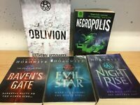 The Power of Five, by Anthony Horowitz: collection of 5 children's books