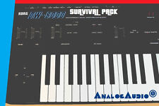 *** KORG DW-8000 / EX-8000 Survival Pack - NEW STUDIO PATCHES + FACTORY SOUNDS