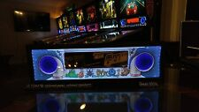 Popeye Saves The Earth PSTE - Lighted Pinball LED Speaker Panel - ULTIMATE