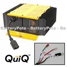 Delta Q Battery Charger 48 volt-18 amp 48v Pallet Jack lift Floor Scrubber