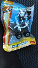 Nickelodeon ~ Blaze And The Monster Machines Die Cast ~ Mini Skunk Truck