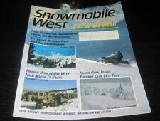 Vintage Snowmobile west 1982 arctic cat ski doo polaris yamaha Kawasaki