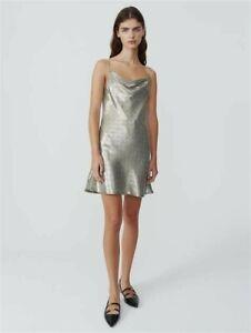 Alexa Chung Mini Slip Dress BNWT UK12/14 RRP £250