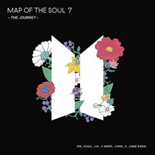 BTS - Map of The Soul 7 The Journey Japan 1st Press Regular Ver No Photocard