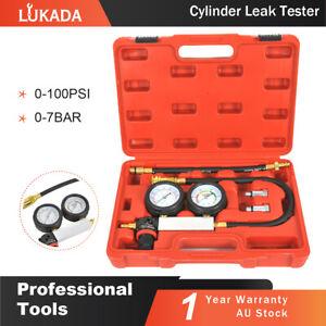Cylinder Leak Down Tester Petrol Engine Compression Leakage Leakdown Detector