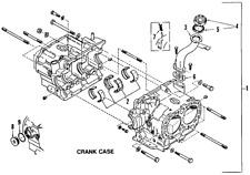 Genuine Subaru Key 804505060