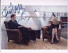 """SHARON STONE & DAVID MORRISSEY SIGNED 10"""" X 8 """" PHOTO (BASIC INSTINCT 2  )"""