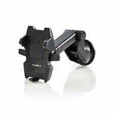 Nedis SCMT100BK Supporto per Smartphone da Auto Universale - Nero