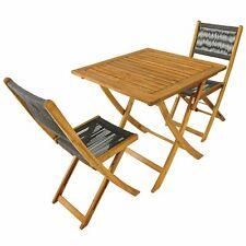 Balkonmobel Set Holz Gunstig Kaufen Ebay