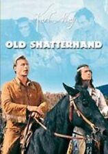 OLD SHATTERHAND DVD ABENTEUER LEX BARKER NEU