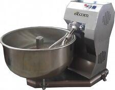 Becom Dough Mixer-Fork Be-Hym-120 551lb Dough Capacity
