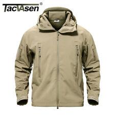 Clearance Half Price Mens Waterproof Tactical Soft Shell Jacket Coat Windbreaker